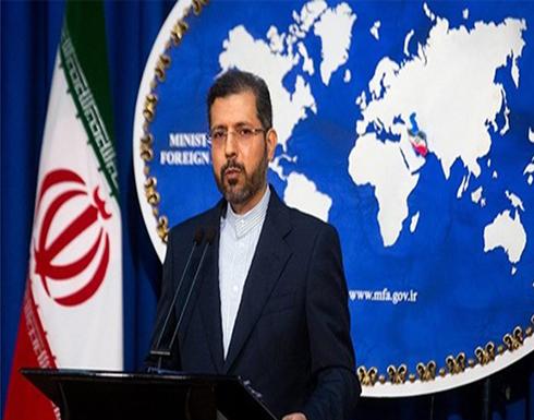 المتحدث باسم الخارجية: أي اعتداء على الأراضي الإيرانية أمر لايمكن تحمله