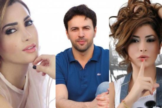 ديما بياعة تؤكد خيانة نسرين طافش مع زوجها تيم حسن