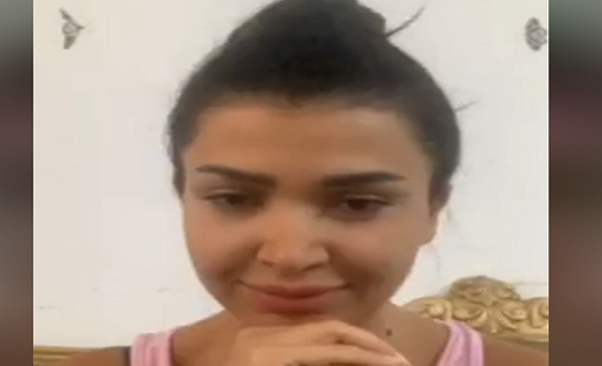 مذيعة بالتلفزيون السوري تعلن إصابتها بكورونا