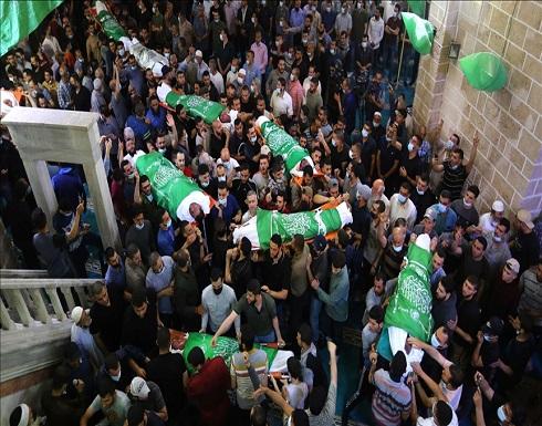 103 شهداء بينهم 27 طفلاً و11 سيدة حصيلة العدوان على غزة