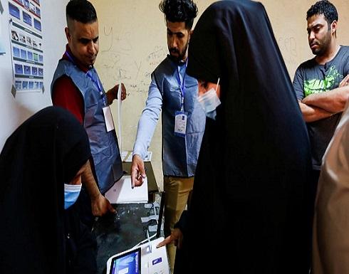 مفوضية الانتخابات في العراق: هناك إقبال على التصويت