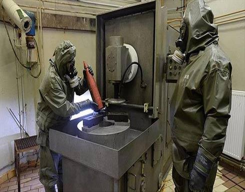 العراق ينهي تدمير أسلحته الكيماوية