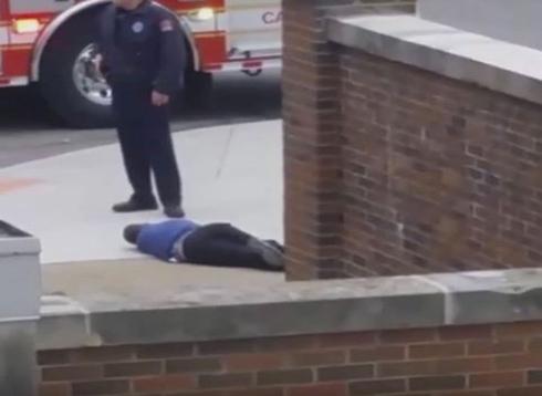 بالفيديو: شاهدوا ساعة اطلاق النارفي جامعة أوهايو الأمريكية