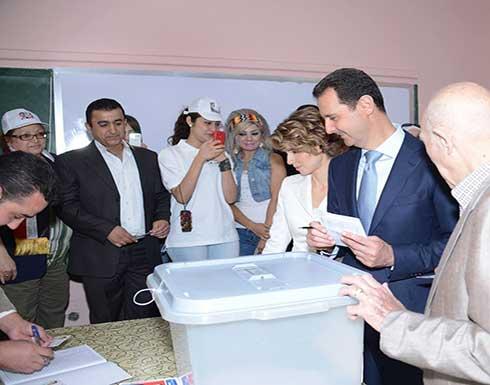 """وثيقة فرنسية تقترح رفض انتخابات رئاسية """"صورية"""" في سوريا"""