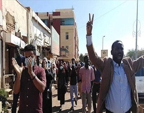 بالفيديو : السودان.. تجدد المظاهرات المطالبة بتنحي البشير