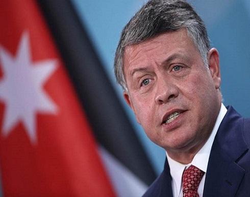 الملك يعرب عن قلقه العميق من تصريحات ضم الضفة الغربية لإسرائيل