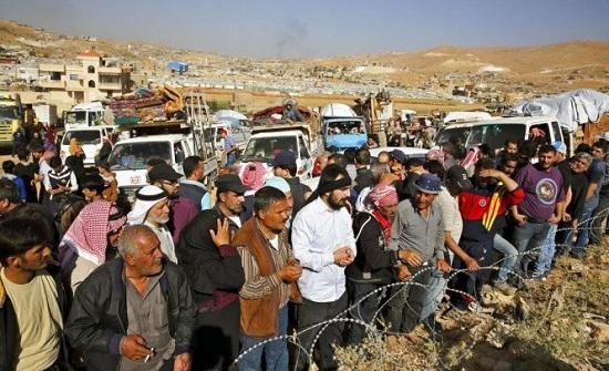 الأردن :  حملة وطنية لإغاثة السوريين داخل بلدهم