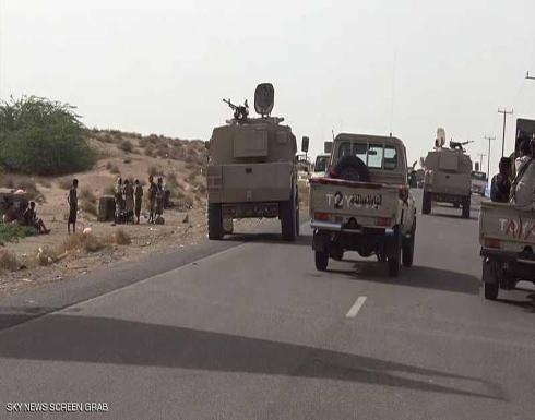 غارات للتحالف على مواقع للحوثيين جنوبي الحديدة