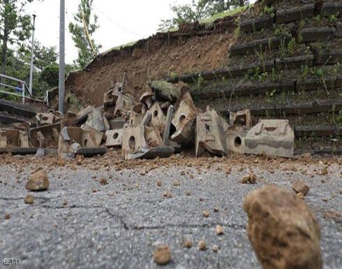 """زلزال يضرب شرقي اليابان.. و""""تسوماني"""" مستبعد"""