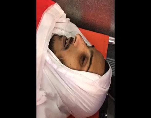 شاهد : تشييع جثمان الشهيد محمد عبيد بجنازة مهيبة في العيساوية بالقدس