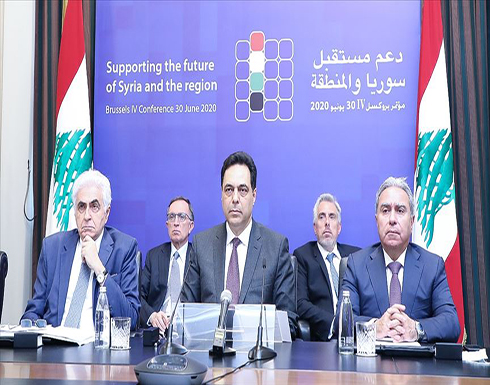 """دياب يدعو لتحييد لبنان عن عقوبات قانون """"قيصر"""""""