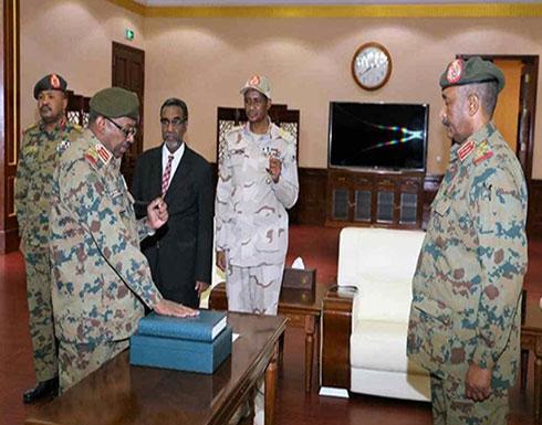 """عضو جديد بـ""""عسكري"""" السودان خلفا لرئيس لجنة الدفاع"""