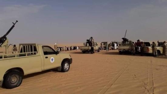 الجيش الليبي يوقع خسائر فادحة بصفوف المعارضة التشادية