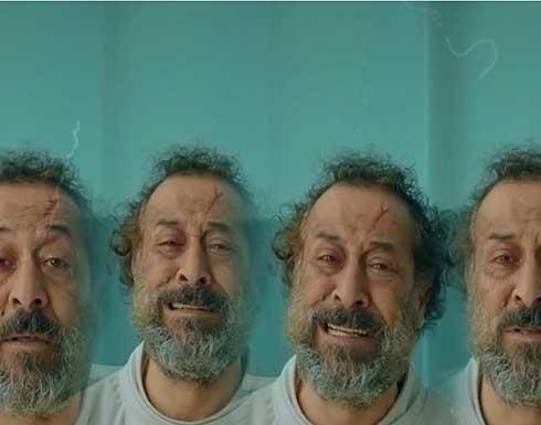 عبد المنعم عمايري يبكي على الهواء: أراجع طبيب نفسي بعد مسلسل قيد مجهول