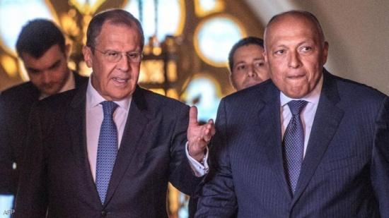 """روسيا: يجب التوصل لاتفاق بشأن سد النهضة """"يضمن مصالح الجميع"""""""