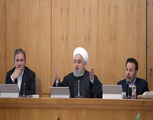 روحاني: لن نسمح لترامب بزعزعة العلاقة بين الشعب والنظام وندعو الإيرانيين للمشاركة بالانتخابات