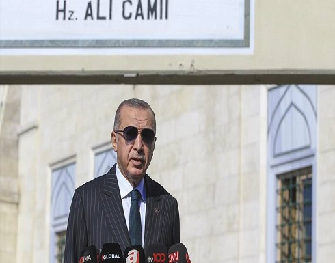أردوغان: اتفاق وقف إطلاق النار في ليبيا ضعيف المصداقية