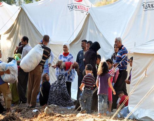 عودة 1024لاجئ إلى سوريا من الأردن