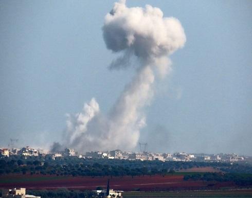 """خروقات نظام الأسد خلال 24 ساعة.. """"قسد"""" تقصف أعزاز"""
