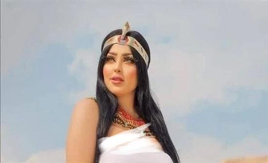 تخطت كل الحدود.. سلمى الشيمى تثير الجدل بإطلالة جديدة | شاهد