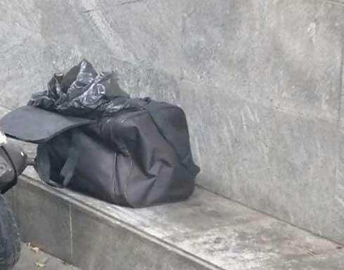 العثور على أشلاء بشرية في حقيبة بلبنان وتحديد جنسية صاحبها (صور)