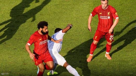 ليفربول يتخطى ليون 3-1 وديا