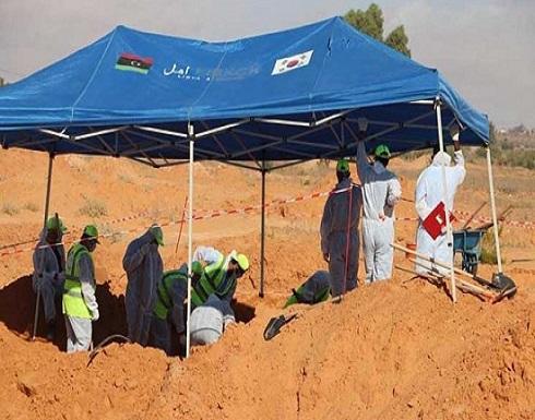 مقابر جماعية جديدة في ترهونة.. جرائم حفتر ما تزال تتكشف