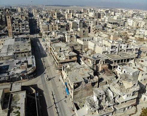 صور فضائية تظهر الدمار الذي أحدثه قصف الأسد وروسيا بإدلب
