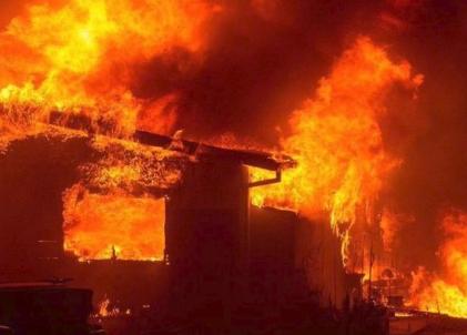 البحث عن ألف مفقود بأسوأ حريق غابات في كاليفورنيا