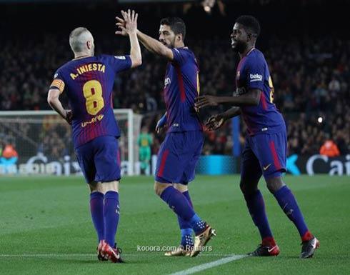 فالفيردي يعلن قائمة برشلونة لمواجهة إسبانيول