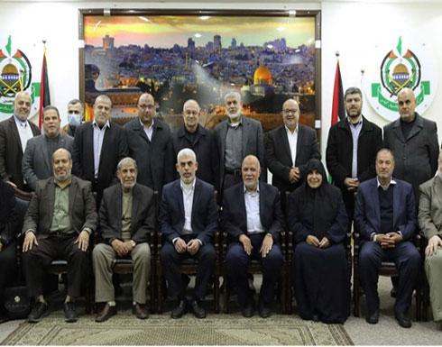حماس تعلن نتائج انتخاباتها الداخلية في قطاع غزة