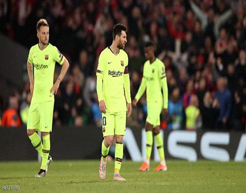 بعد كارثة ليفربول.. ميسي يطالب بالتخلص من 3 نجوم