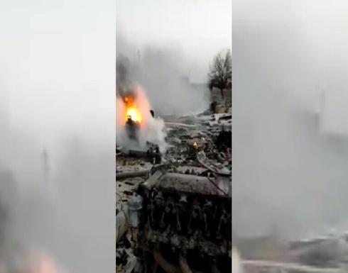 شاهد : قتلى وجرحى بانفجار سيارة مفخخة في مدينة رأس العين السورية