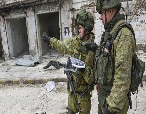 مقتل سبعة جنود روس في دير الزور