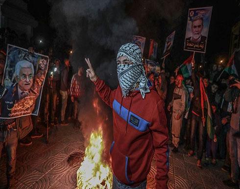 """إصابة 10 فلسطينيين خلال احتجاجات بالضفة الغربية ضد """"صفقة القرن"""""""