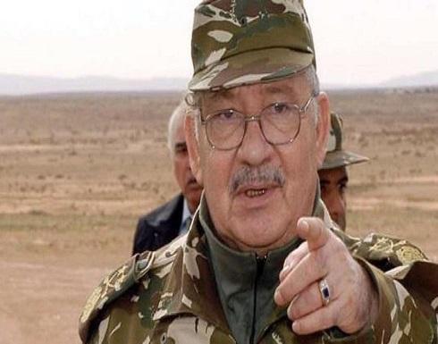 شاهد آخر ظهور لرئيس أركان الجيش الجزائري قبل وفاته