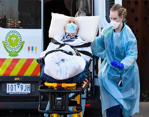 الولايات المتحدة تسجل 84 ألف إصابة جديدة بكورونا خلال 24 ساعة