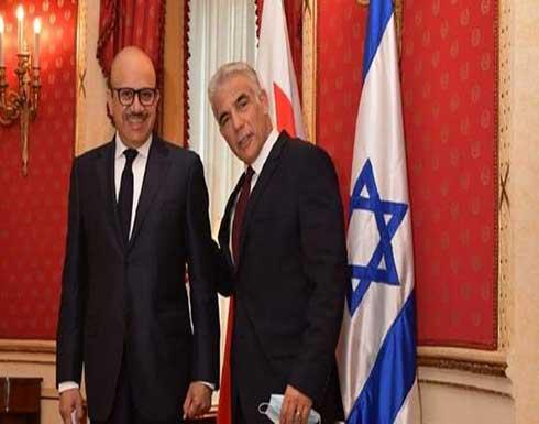 وزير خارجية إسرائيل يلتقي نظيره البحريني في روما