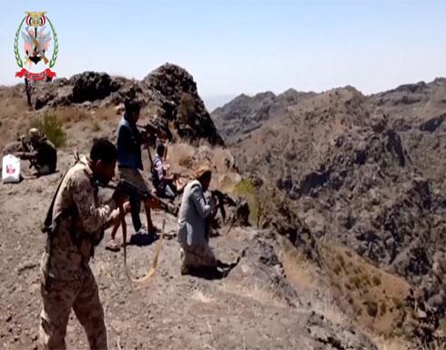 الجيش اليمني يسترد منطقة كاملة جنوب تعز من أيدي الحوثيين
