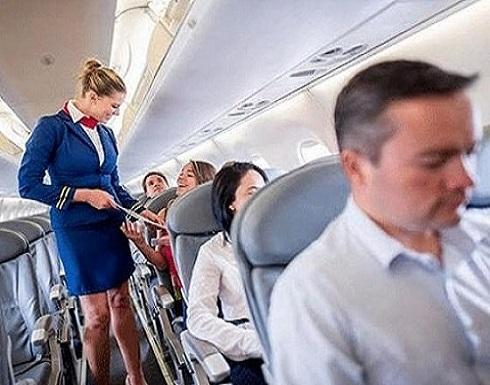 بالصورة : ما هو السر في ارتداء مضيفات الطيران للتنانير القصيرة في الرحلات الجوية
