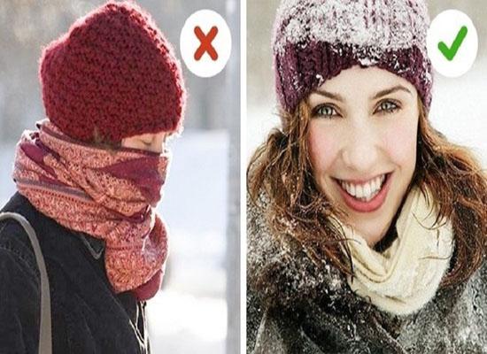 بالصور.. عادات يجب التوقف عنها لتنعم بصحة جيدة عند البرد