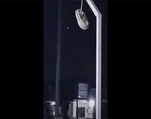 القنصلية الأمريكية في أربيل تدخل حالة إنذار بعد هجوم المطار .. بالفيديو