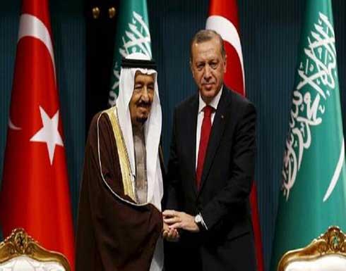 الرئيس أردوغان يتصل هاتفيا بالملك سلمان