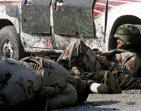 مقتل خمسة من القوات العراقية في هجوم  بحي الميدان وسط الموصل