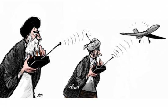 طائرات الحوثي