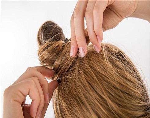 تسريحات لحماية الشعر الطويل أثناء النوم