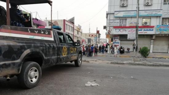 عودة الاحتجاجات إلى البصرة.. للمطالبة بالإقليم والخدمات