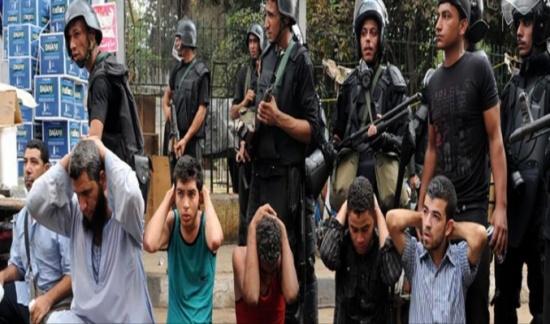 تقرير: أوضاع حقوق الإنسان بمصر بمستويات مفزعة