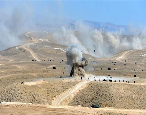 نخجوان.. مناورات عسكرية واسعة بين تركيا وأذربيجان