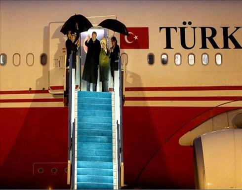 أردوغان يتوجّه إلى الفاتيكان في زيارة رسمية